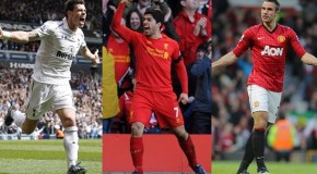 Bale, Suarez or Van Persie – Who Would You Choose?