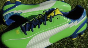 Profiled – Puma evoSPEED 1 in Jasmine Green