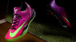 Nike Kobe 8 Mambacurial – Basketball Meets Soccer