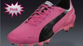 Puma evoSPEED 1.2 Goes Pink