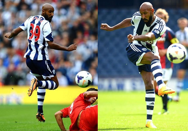 Anelka Boot Choices