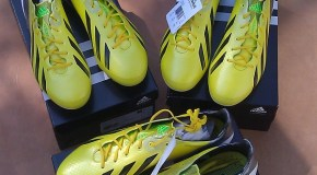 Name Those Boots – Adidas F50 adiZero Giveaway
