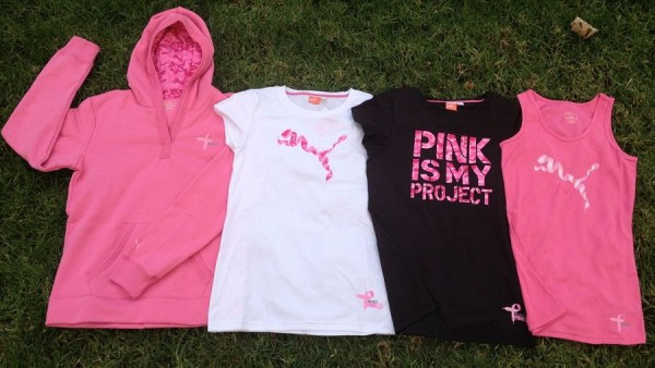 Project Pink Gear 2013