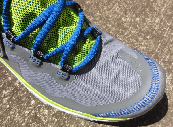 UA Charge Forefoot