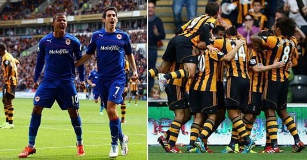 Hull vs Cardiff Boot Spot
