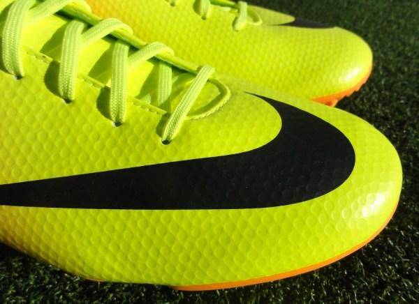 Nike Veloce Dimple Upper