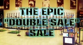 "Not To Be Missed – WeGotSoccer ""Double Sale"" Sale"