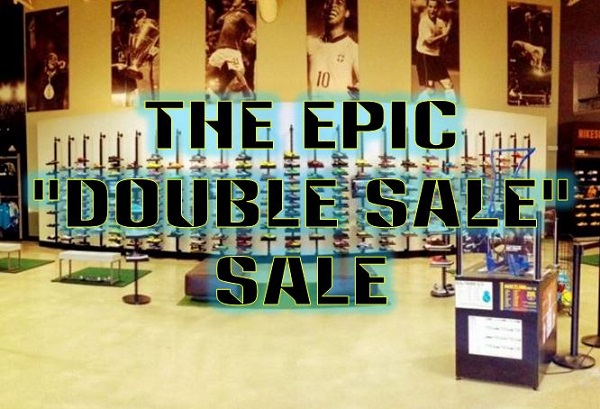 Double Sale Sale