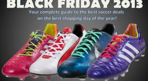Black Friday 2013 – Complete List of Soccer Deals