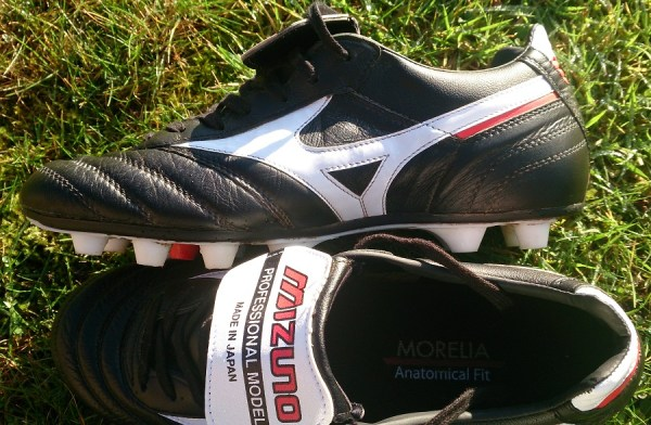 Mizuno Morelia Made in Japan