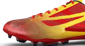 Warrior Superheat Released in Red/Yellow Colorway