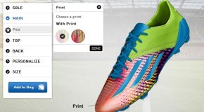Latest F50 Adizero and adiPure 11Pro Get miAdidas Upgrades