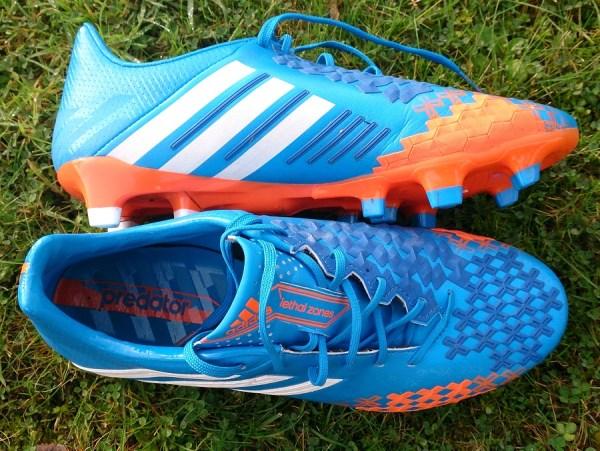 Champions League Adidas Predator LZ 2