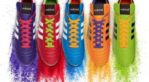 Adidas Reinvent the Copa Mundial With Samba Colorways