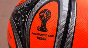 Adidas Brazuca 2014 World Cup Winter Ball
