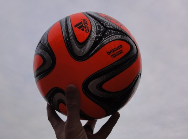 Brazuca PowerOrange Ball