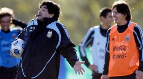 Diego Maradona Out Of Retirement – What Boots Will He Wear?