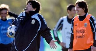 Diego Maradona Returns