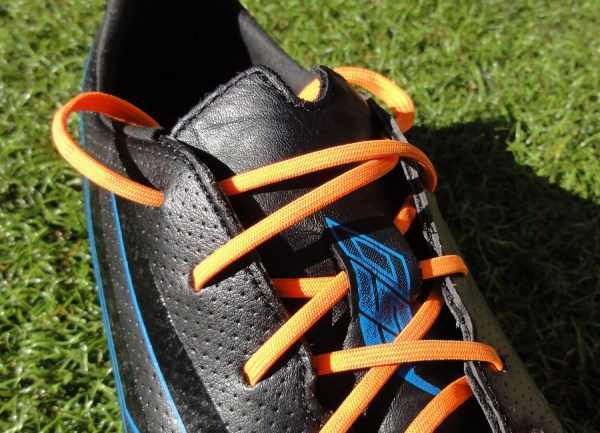 F50 adiZero Lacing