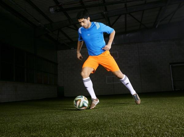 Luis Suarez action 2