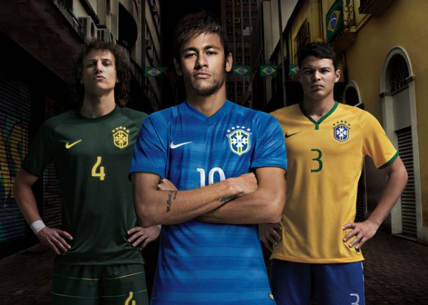 Brasil World Cup Kits