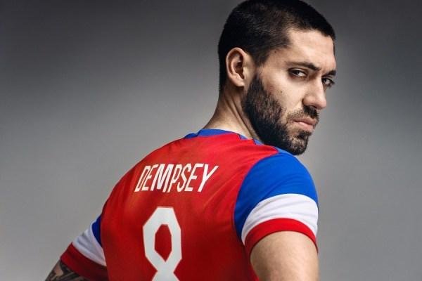Clint Dempsey US Jersey