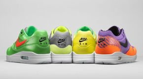 "Nike Announce the Air Max 1 FB ""Mercurial Pack"""