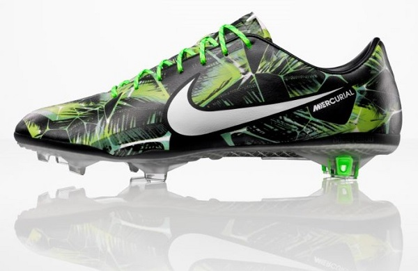 Nike Mercurial  Vapor Tropical Green
