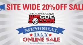 Exclusive Memorial Day Weekend Sale