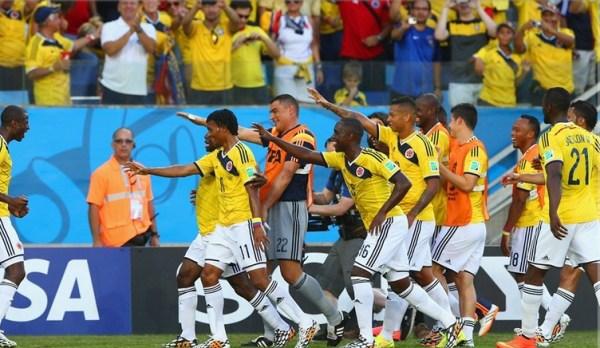 Colombian Copa Mundials