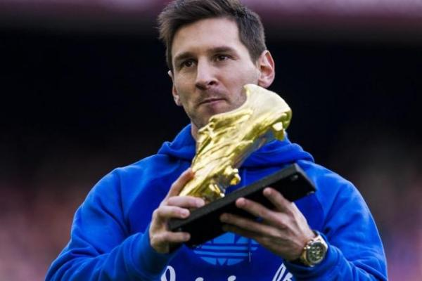 Will Messi win the Golden Boot? Maybe, but he won't win SC101's Boot Golden Boot