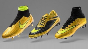 Black vs Gold Pack – Nike's Own Colorway Matchup