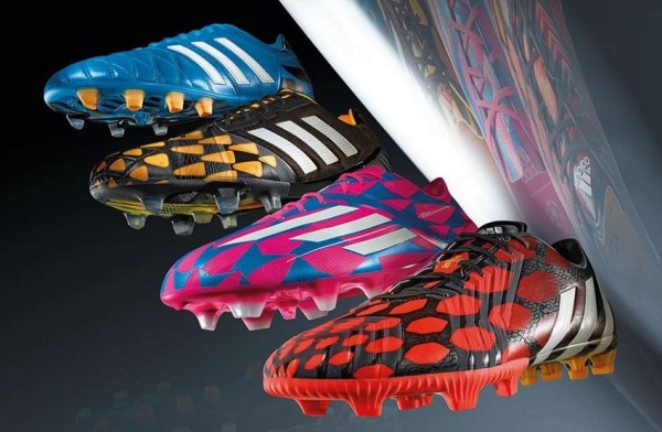adidas Tribal Pack