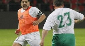 Did You Know Diego Maradona Wore Nike Mercurial Vapor Boots?