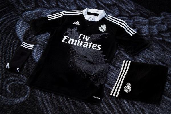 Real Madrid 3rd Kit Dragon