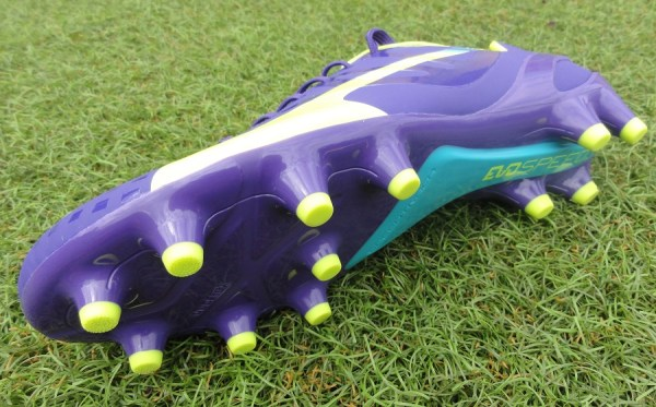 evoSPEED 1.3 SpeedTrack System