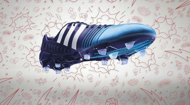 Adidas Nitrocharge Haters Pack