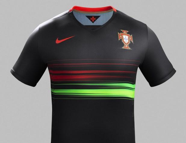 Nike Portugal Away Kit 2015