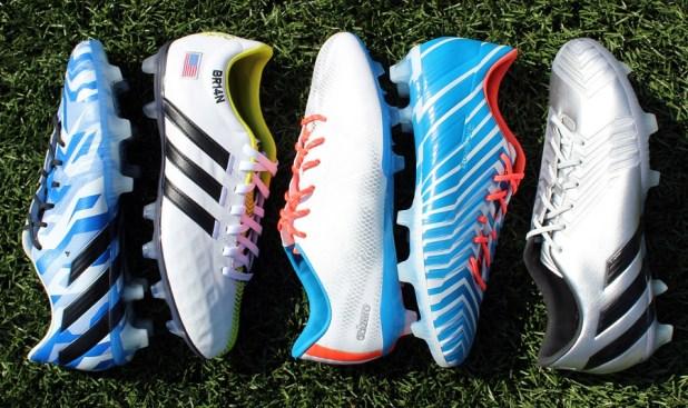Adidas USWNT miadidas Collection