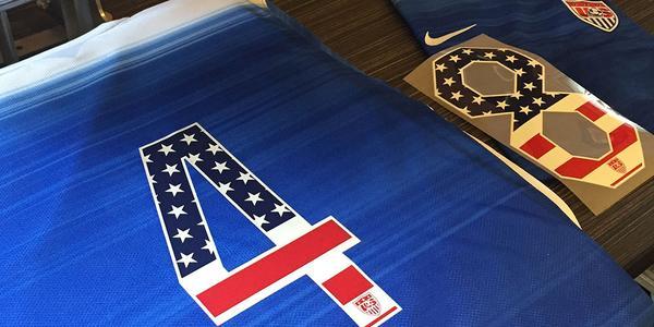 US Custom Jersey