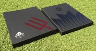 Man Utd Home Kit Presentation Case