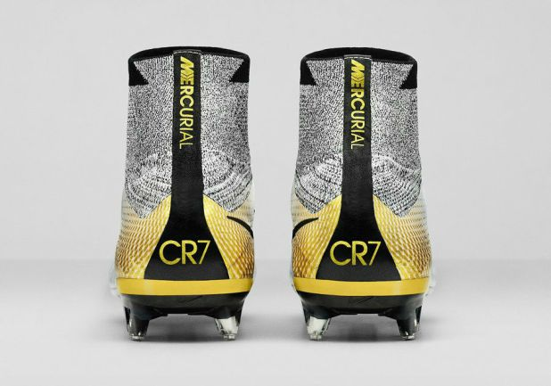 Superfly CR7 324K Gold Heel