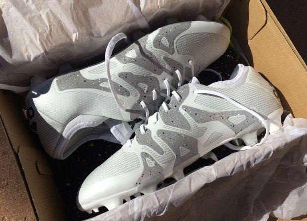 Adidas X15 White Boxed