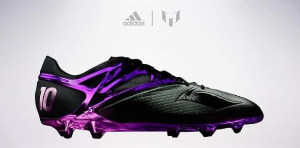 Messi 15.1 Black and Purple