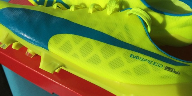 evoSPEED SL Safety Yellow featured