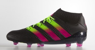 Black Shock Pink Ace16 Primeknit featured