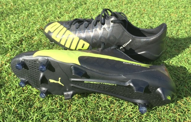 Puma evoSPEED SL-S review