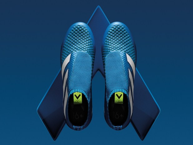 adidas ACE16 PURECONTROL in Shock Blue
