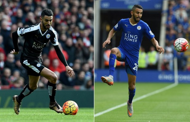 Mahrez in Hypervenom Phantom