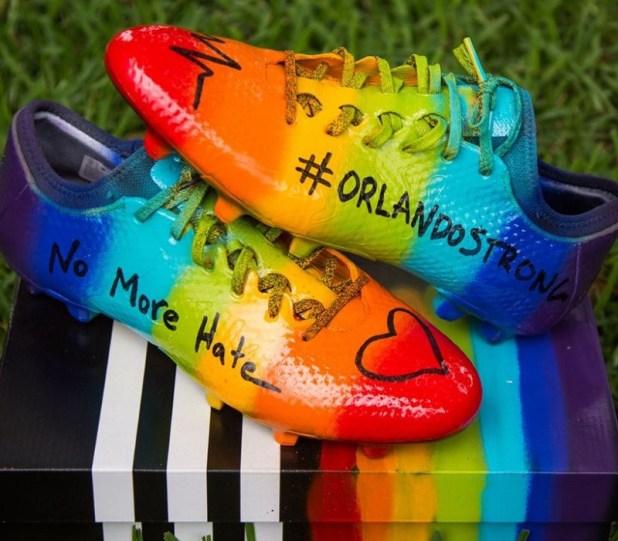 Brek Shea Orlando Strong Boots